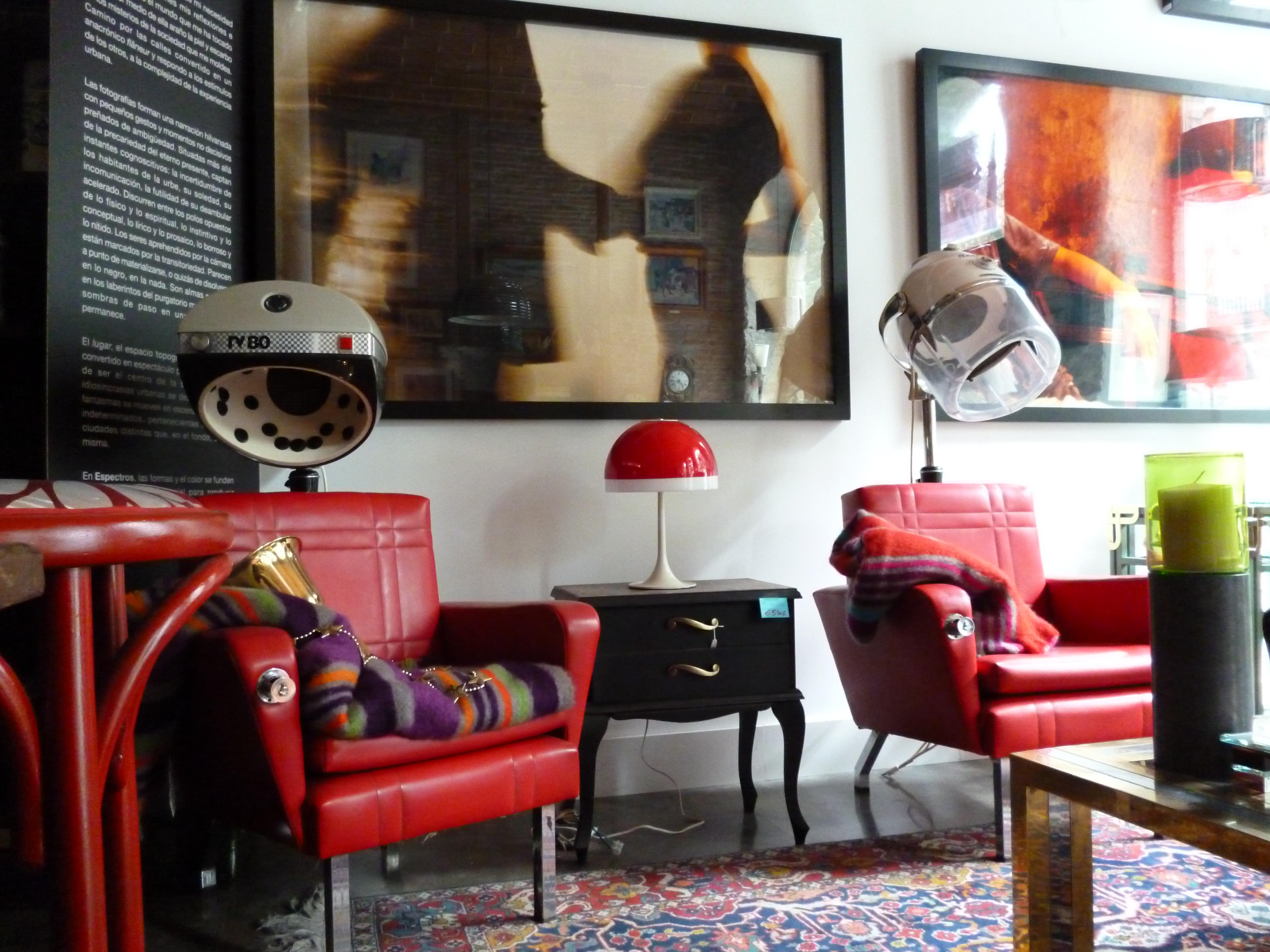 Vintage muebles iluminacion objetos mobiliario for Vintage muebles y objetos