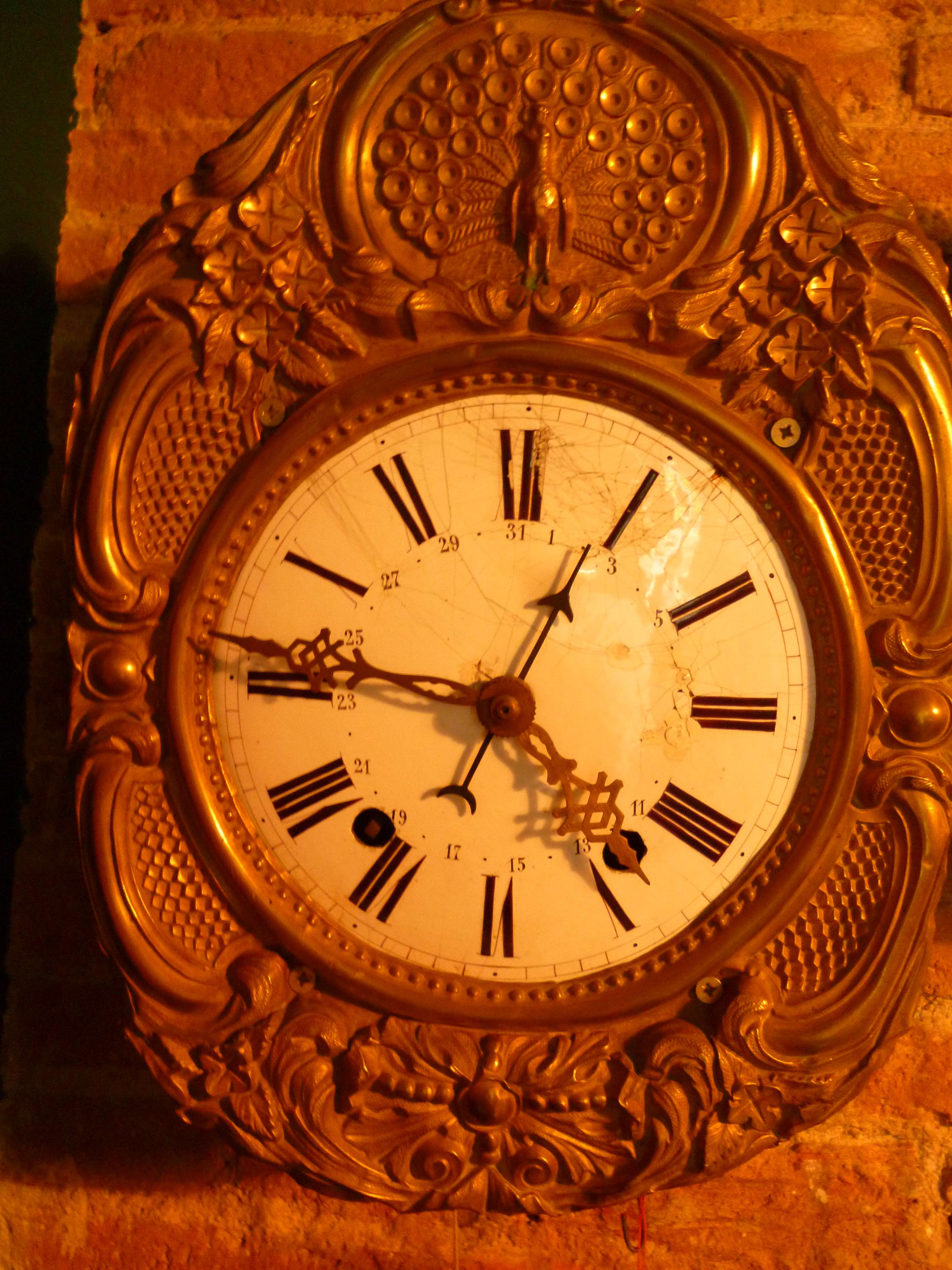 Relojes de pared antiguos | Mobiliario & Interiorismo